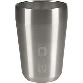 360° degrees Vacuum Travel Mug Regular 355ml silver